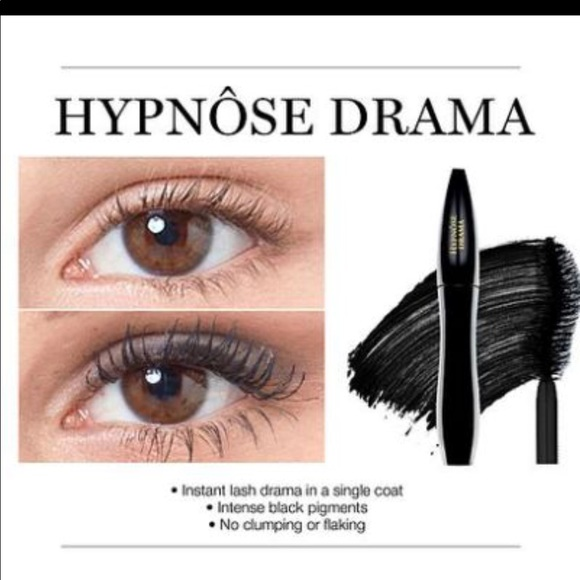 5b8201c75d8 Lancome Makeup   Lancme Hypnose Drama Mascara   Poshmark
